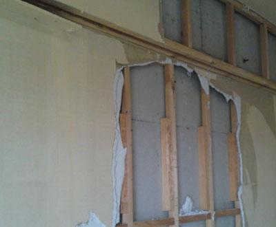 壁の防音対策